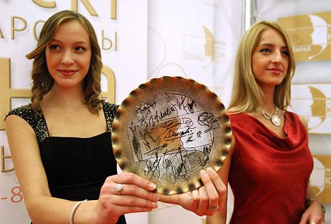 Победа на кинофестивале